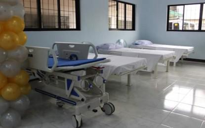 Under the present set-up, the department can only increase the bed capacity of DOH hospitals and upgrade their service capability through legislation