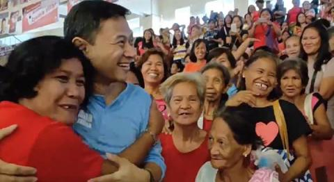 ANGARA: PH NEEDS MORE MEDICAL STUDENTS TO SPECIALIZE IN TREATING ELDERLY