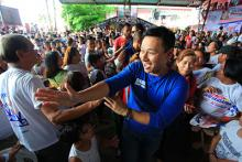 CAVITE'S POWERFUL CLANS SUPPORT ANGARA FOR REELECTION