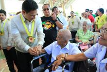 ANGARA SEEKS FULL ENFORCEMENT OF LAW PROVIDING ACCESSIBLE POLLING PLACES TO PWDs, ELDERLY